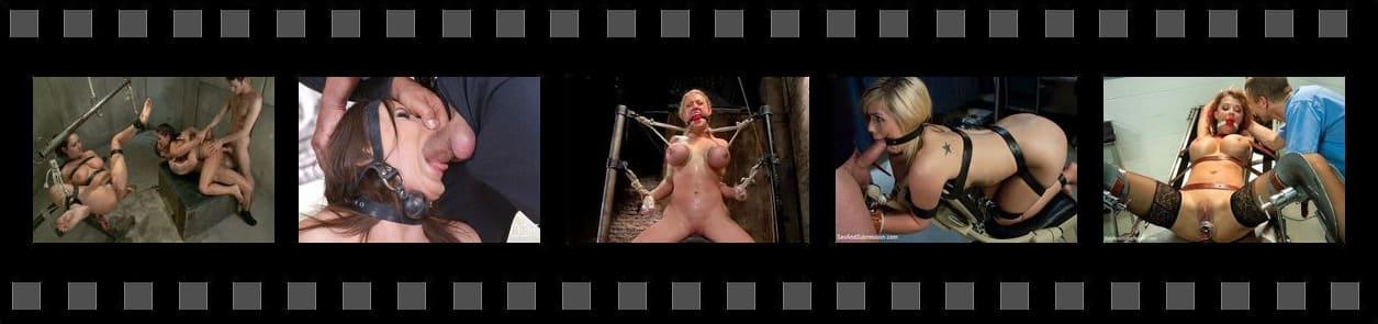 Порно видео БДСМ
